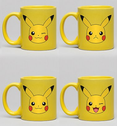 Pokemon Pikachu Espresso Set