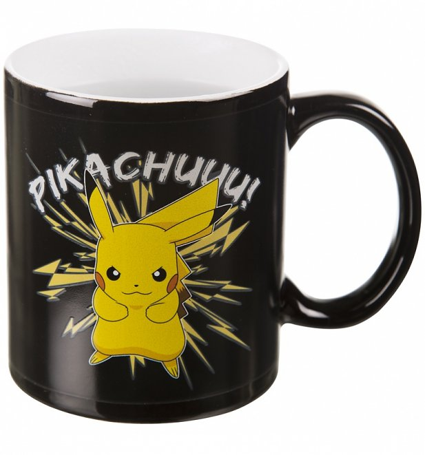 Pokemon Pikachu Heat Changing Mug