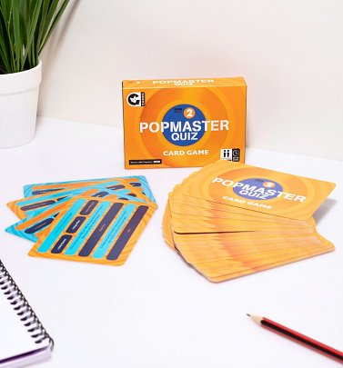 Popmaster Quiz Game