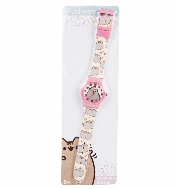 Pusheen Analogue Watch