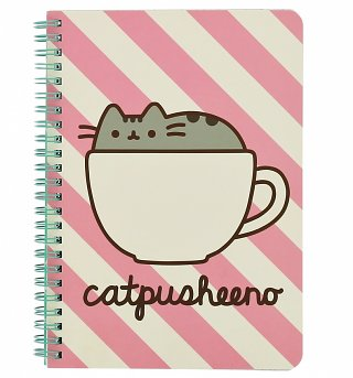 Pusheen Catpusheeno A5 Notebook