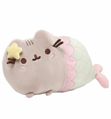 Pusheen Mermaid Plush Toy