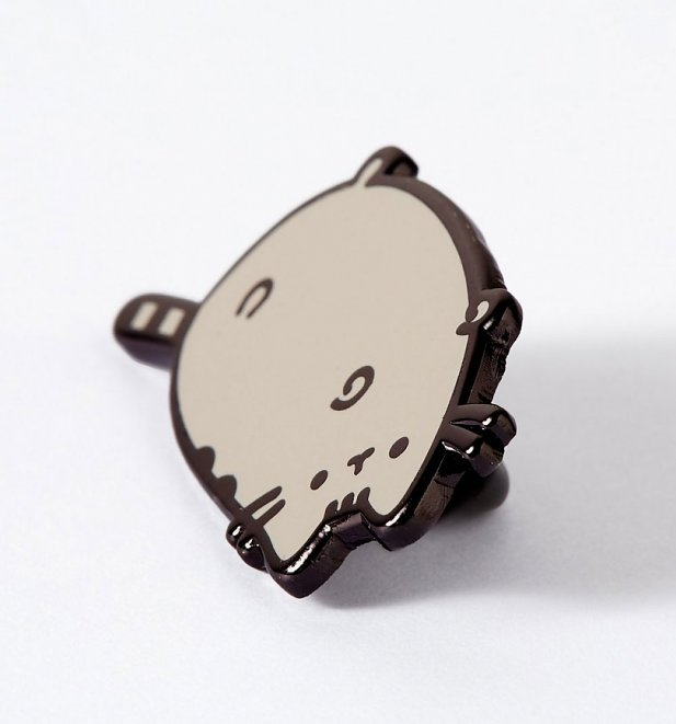 Pusheen Roll Enamel Pin from Punky Pins