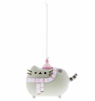 Pusheen Winter Hanging Ornament