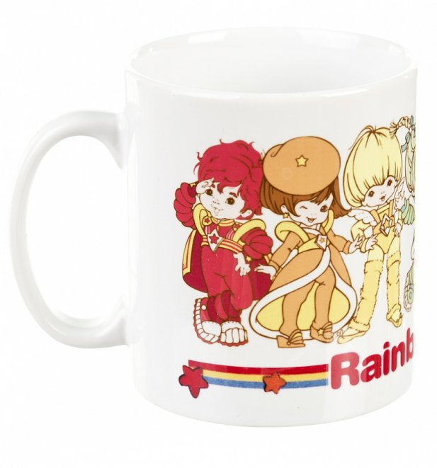 Rainbow Brite And The Colour Kids Boxed Mug