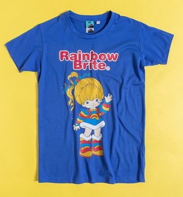 Rainbow Brite Mini Me Adult T-Shirt