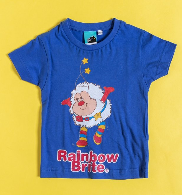 Rainbow Brite Mini Me Kids T-Shirt