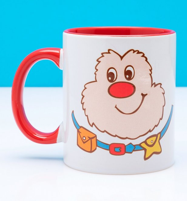 Rainbow Brite Twink Red Handled Mug