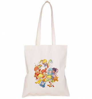 Rainbow Brite and Colour Kids Tote Bag