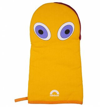 Rainbow Zippy Oven Glove