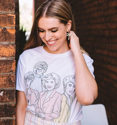 Retro Golden Girls T-Shirt