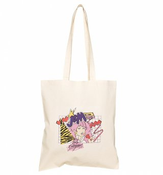Retro Jem Tote Bag