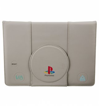 Retro PlayStation iPad Cover