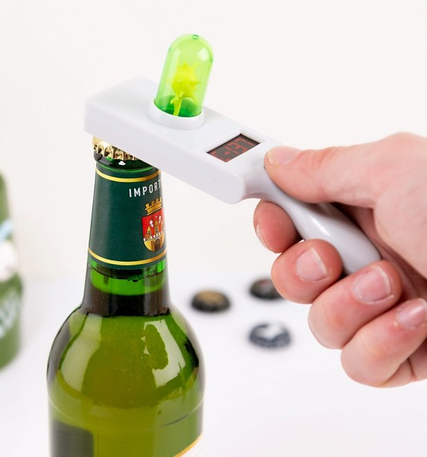 Rick & Morty Portal Gun Bottle Opener
