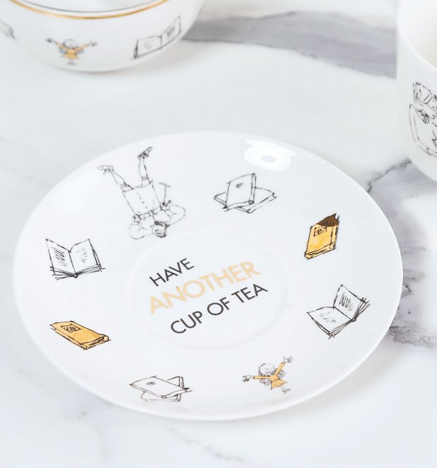 Roald Dahl Matilda China Tea Cup & Saucer Set