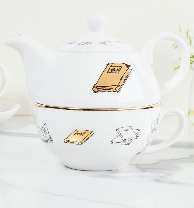 Roald Dahl Matilda China Tea For One Set
