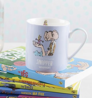 Roald Dahl The BFG Boxed China Mug