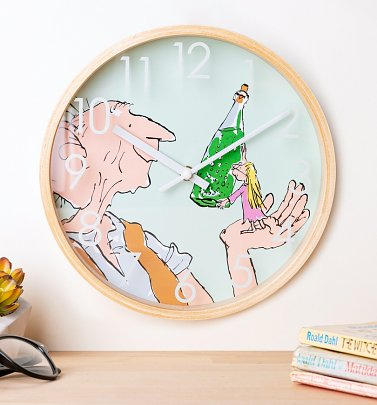 Roald Dahl The BFG Clock