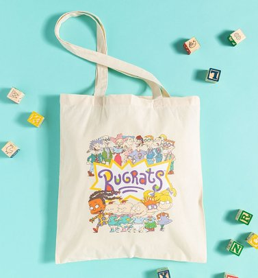 Rugrats Parents Tote Bag