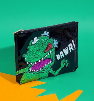 Rugrats Reptar Pouch from Danielle Nicole