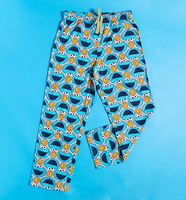 Sesame Street Cookie Monster Loungepants