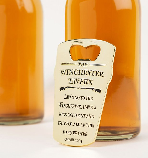 Shaun Of The Dead Winchester Tavern Pint Bottle Opener