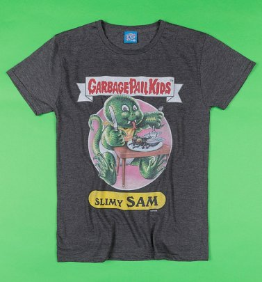 Slimy Sam Garbage Pail Kids T-Shirt