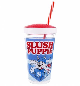 Slush Puppie Straw Cup