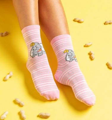Dumbo Disney Socks