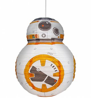 Star Wars BB-8 Paper Lampshade