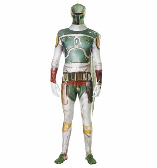 Star Wars Boba Fett Morphsuit