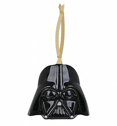 Star Wars Ceramic Darth Vader Hanging Decoration