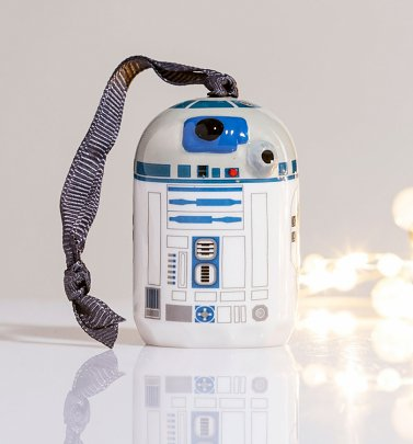 Star Wars Ceramic R2-D2 Hanging Decoration