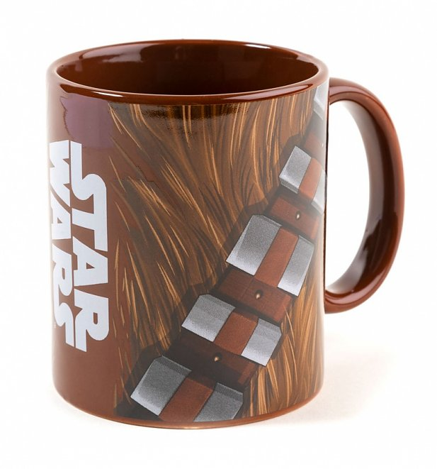 Star Wars Chewbacca Fur Mug