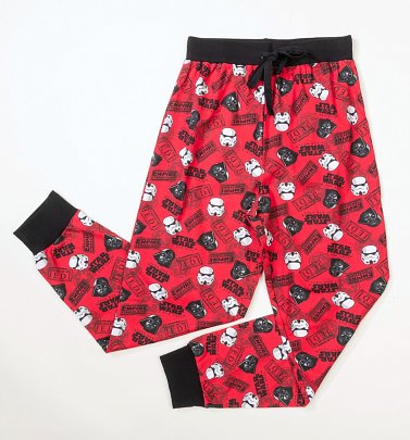 Star Wars Cuffed Loungepants