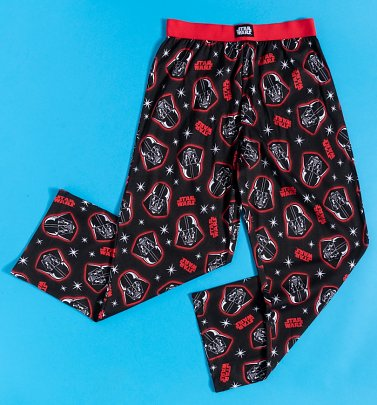 Star Wars Darth Vader All Over Print Lounge Pants from Recovered