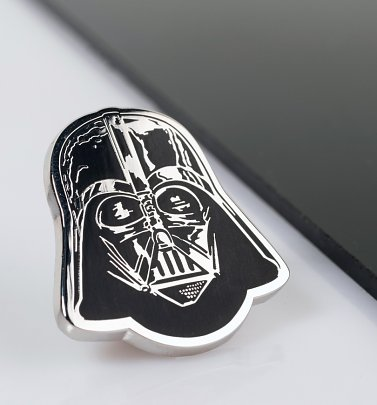 Star Wars Darth Vader Enamel Pin Badge