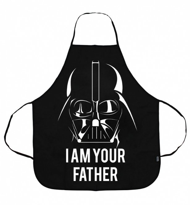 Star Wars Darth Vader I Am Your Father Apron