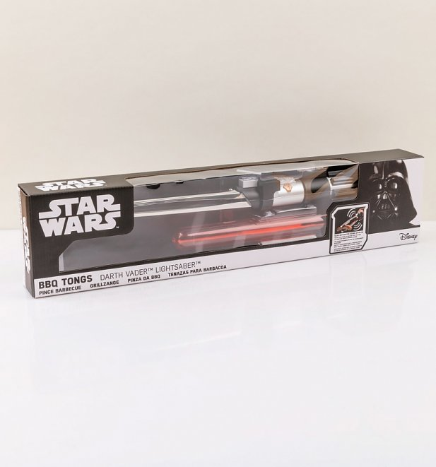 Star Wars Darth Vader Lightsaber BBQ Tongs