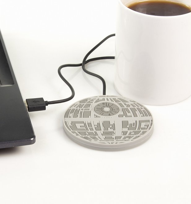 Star Wars Death Star USB Cup Warmer