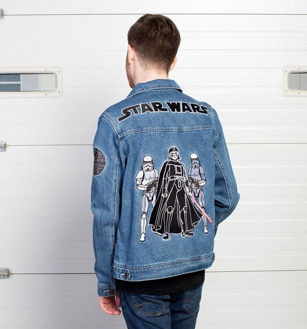 Star Wars Denim Jacket from Cakeworthy