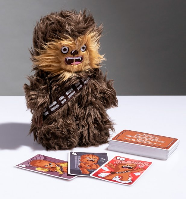 Star Wars Don't Upset The Wookiee! Card Game