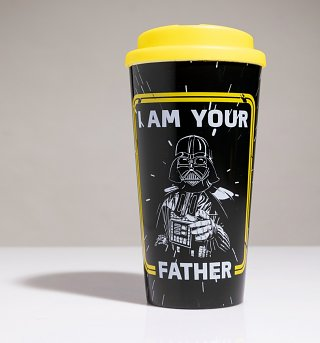 Star Wars I Am Your Father Travel Mug from Funko