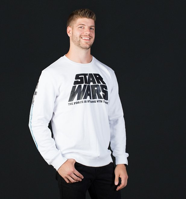 Star Wars Lightsaber Print Sweater from Cakeworthy