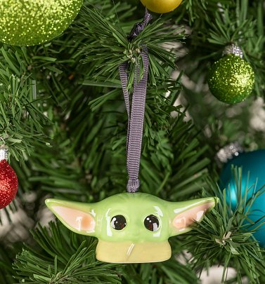 Star Wars Mandalorian Baby Yoda Hanging Decoration