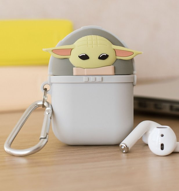 Star Wars Mandalorian Grogu AirPods Case