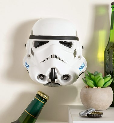 Star Wars Original Stormtrooper Wall Mounted Bottle Opener from Beer Buddies