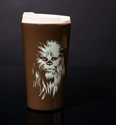 Star Wars Stainless Steel Chewbacca Travel Mug