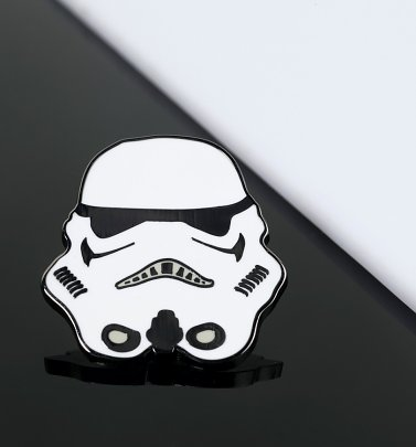Star Wars Stormtrooper Enamel Pin Badge