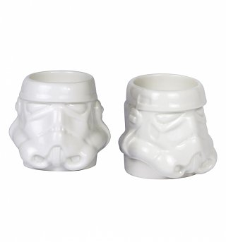 Star Wars Stormtrooper Set Of 2 Espresso Mugs